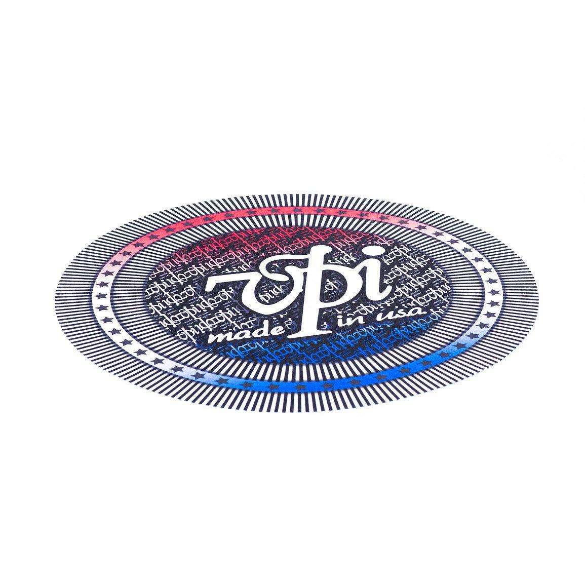 Мат для диска VPI Premium VPI Printed Slipmat