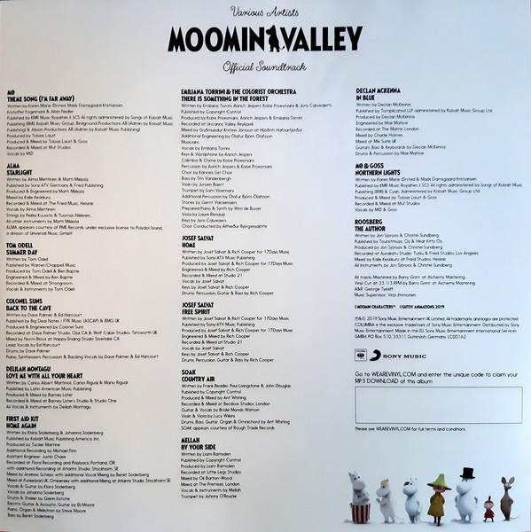 Виниловая пластинка Official Soundtrack, Moominvalley (Picture Vinyl Moominmamma)