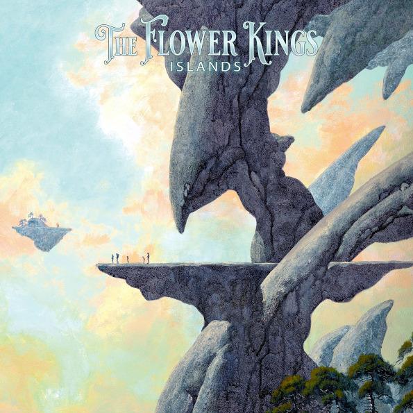 Виниловая пластинка Flower Kings — The Islands(3LP+2CD/Limited Box Set)