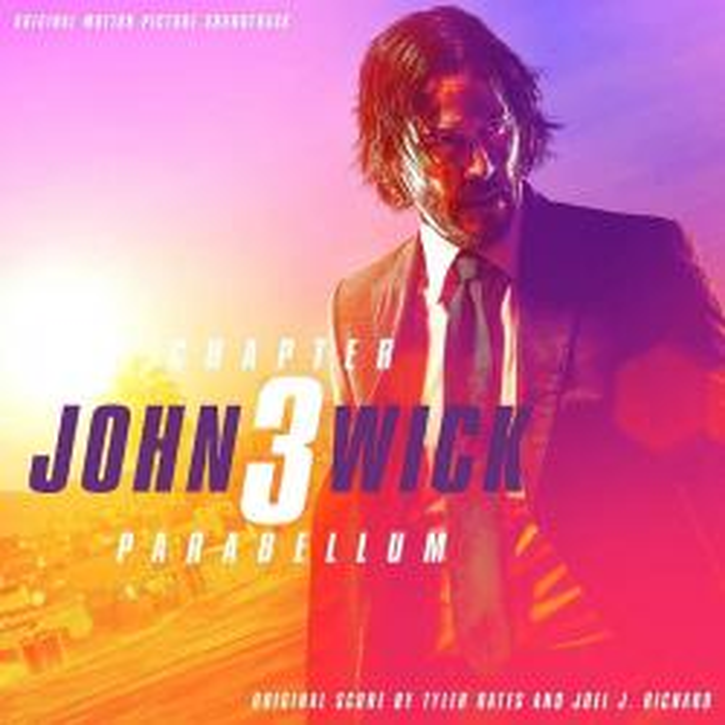 Виниловая пластинка OST, John Wick: Chapter 3 (Joel J. Richard & Tyler Bates)