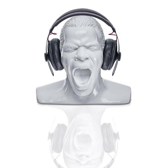 Подставка для наушников Oehlbach XXL Headphone Stand white (#35402)