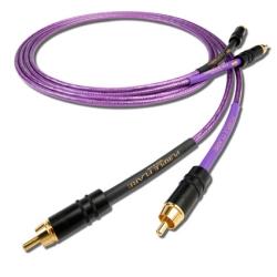 Кабель межблочный Nordost Purple Flare RCA 1.0m