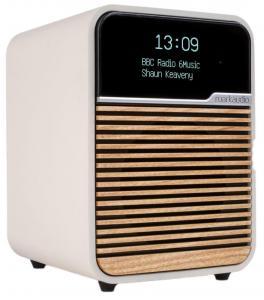 Радиоприемник Ruark Audio R1 Mk4 Deluxe Bluetooth Radio Light Cream