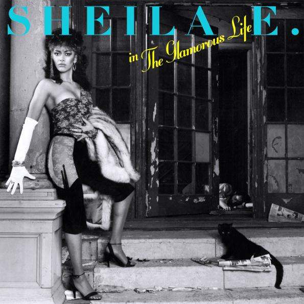 Виниловая пластинка Sheila E — The Glamorous Life (Rhino Black / Limited Blue Vinyl)