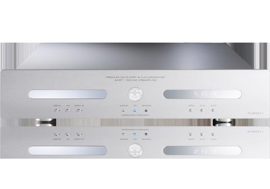 CD проигрыватель Accustic Arts Player I (192 async./DSD) Silver