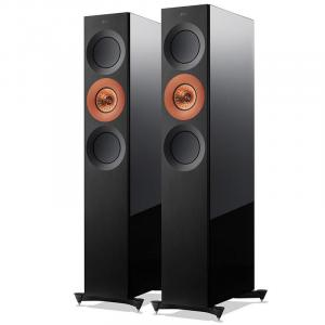 Напольная акустика KEF Reference 3 Copper Black Aluminium