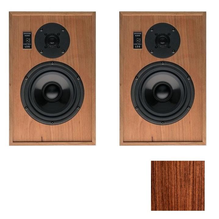 Полочная акустика Graham Audio Chartwell LS6 Rosewood