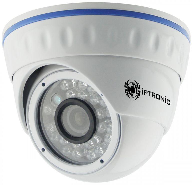 Камера видеонаблюдения IPTRONIC IPT-IPL1080DM(3,6)P