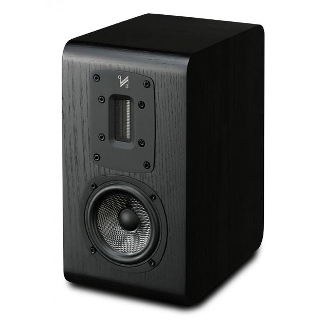 Полочная акустика Quad S-2 black oak