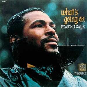 Виниловая пластинка Marvin Gaye, What's Going On (Back To Black)