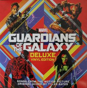 Виниловая пластинка OST, Guardians Of The Galaxy - deluxe (Various Artists)