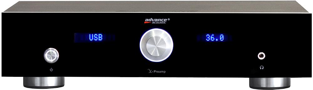 Стерео предусилитель Advance Acoustic X-Preamp