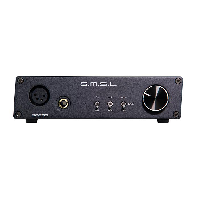 Усилитель для наушников SMSL SP200 Black