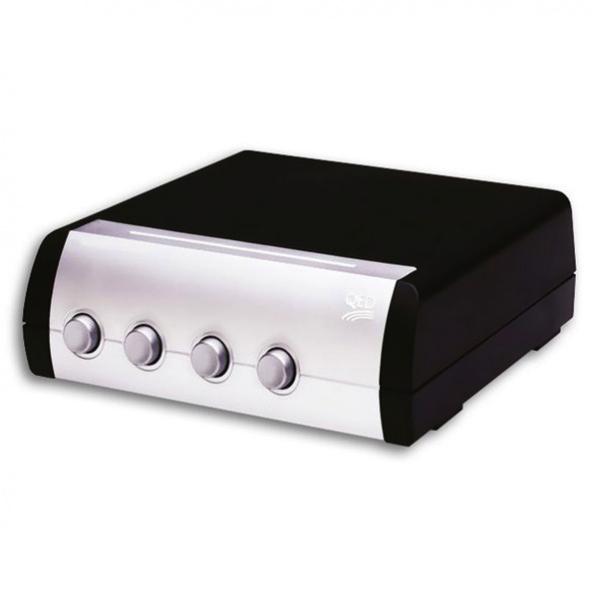 Четырехканальный аудиокоммутатор QED 4 way Speaker Switch (A-SS40)