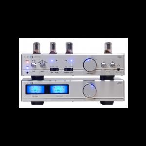 Стерео предусилитель Cary Audio SLP 05 silver