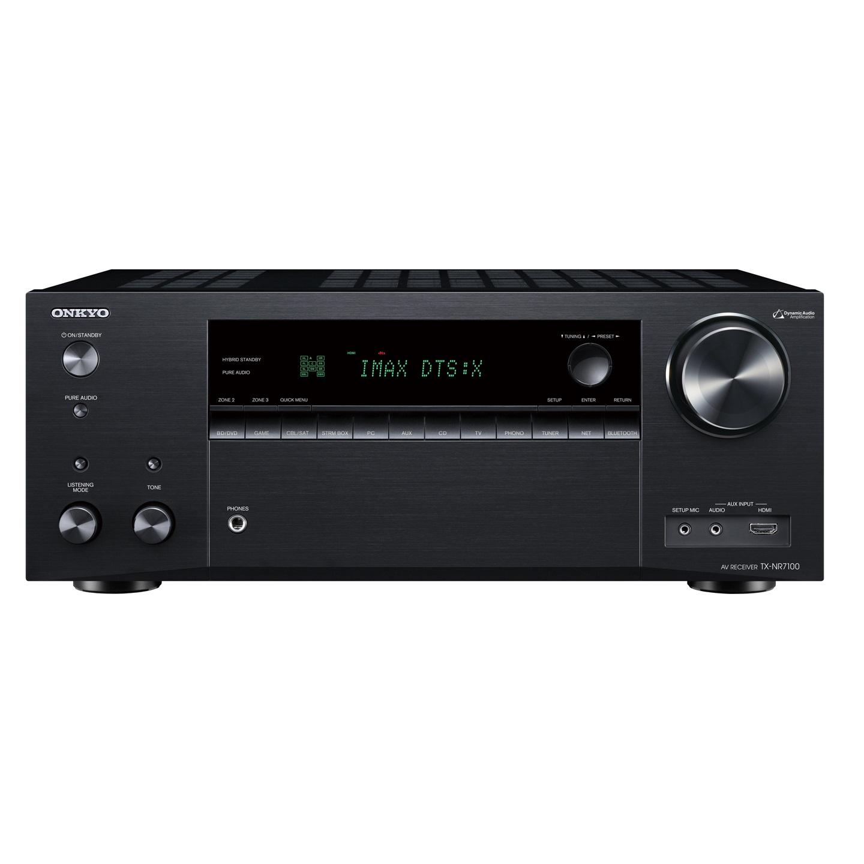 AV ресивер Onkyo TX-NR7100 Black