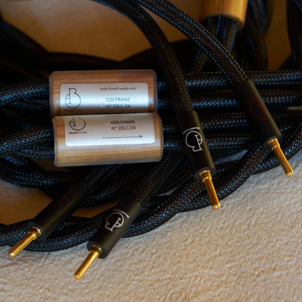 Акустический кабель Brandt Audio Coltrane 2.5m