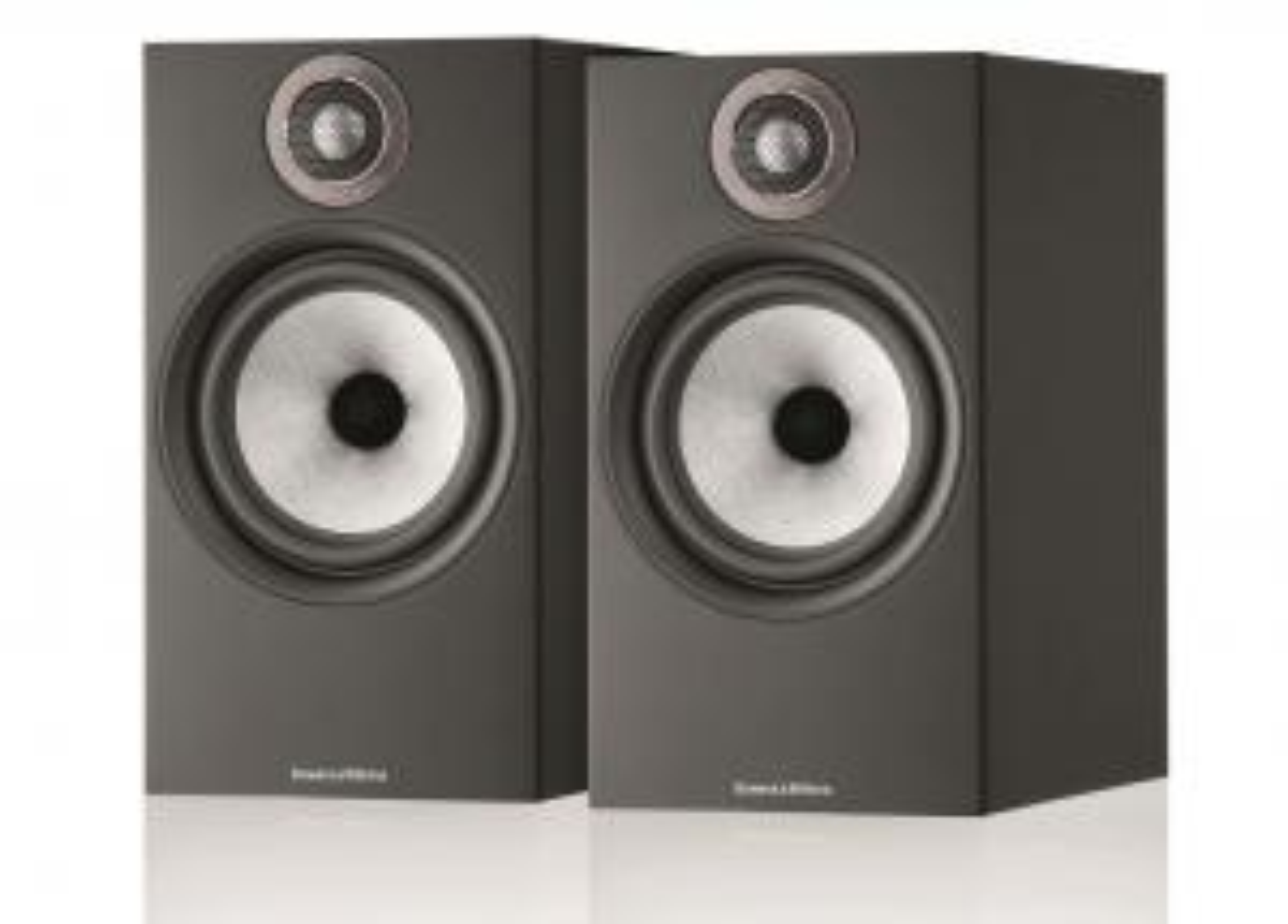 Полочная акустика B&W 607 S2 Anniversary Edition matte black