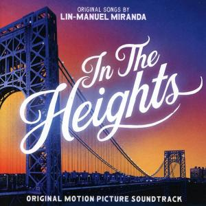 Виниловая пластинка In The Heights (Official Motion Picture Soundtrack) (Black Vinyl)