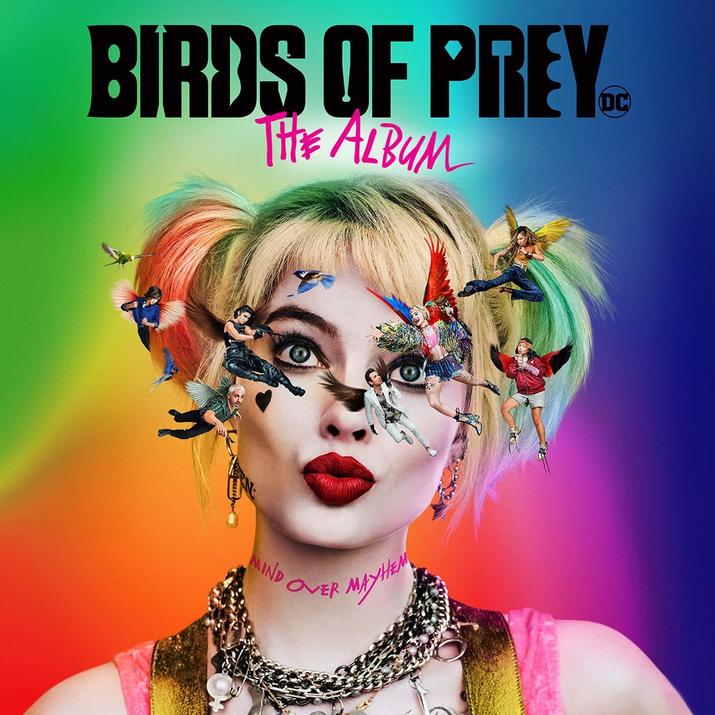 Виниловая пластинка Various Artists — Birds of Prey - The Album (Black Vinyl/Gatefold)