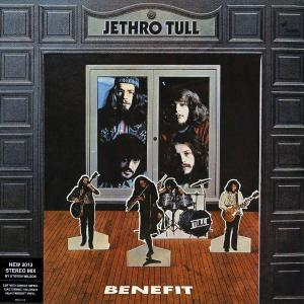 Виниловая пластинка PLG Jethro Tull Benefit (180 Gram)