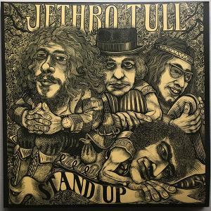 Виниловая пластинка PLG Jethro Tull Stand Up (180 Gram/Remastered/Gatefold with popup/+Booklet)