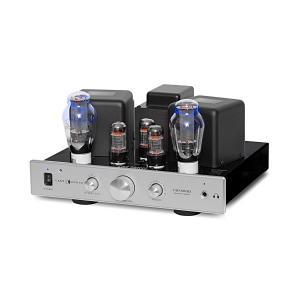Интегральный ламповый усилитель Cary Audio CAD 300 SEI silver