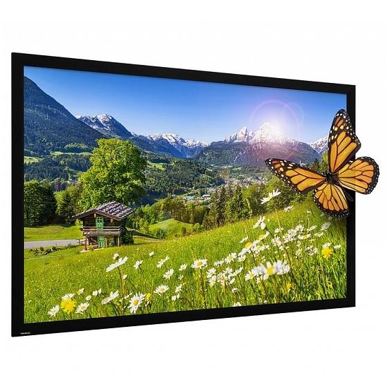 Экран Projecta Homescreen Deluxe 164.5x280см High Contrast Cinema Vision Sound 16:9 Homescreen surface/ homescreen frame (10690129/40190006)