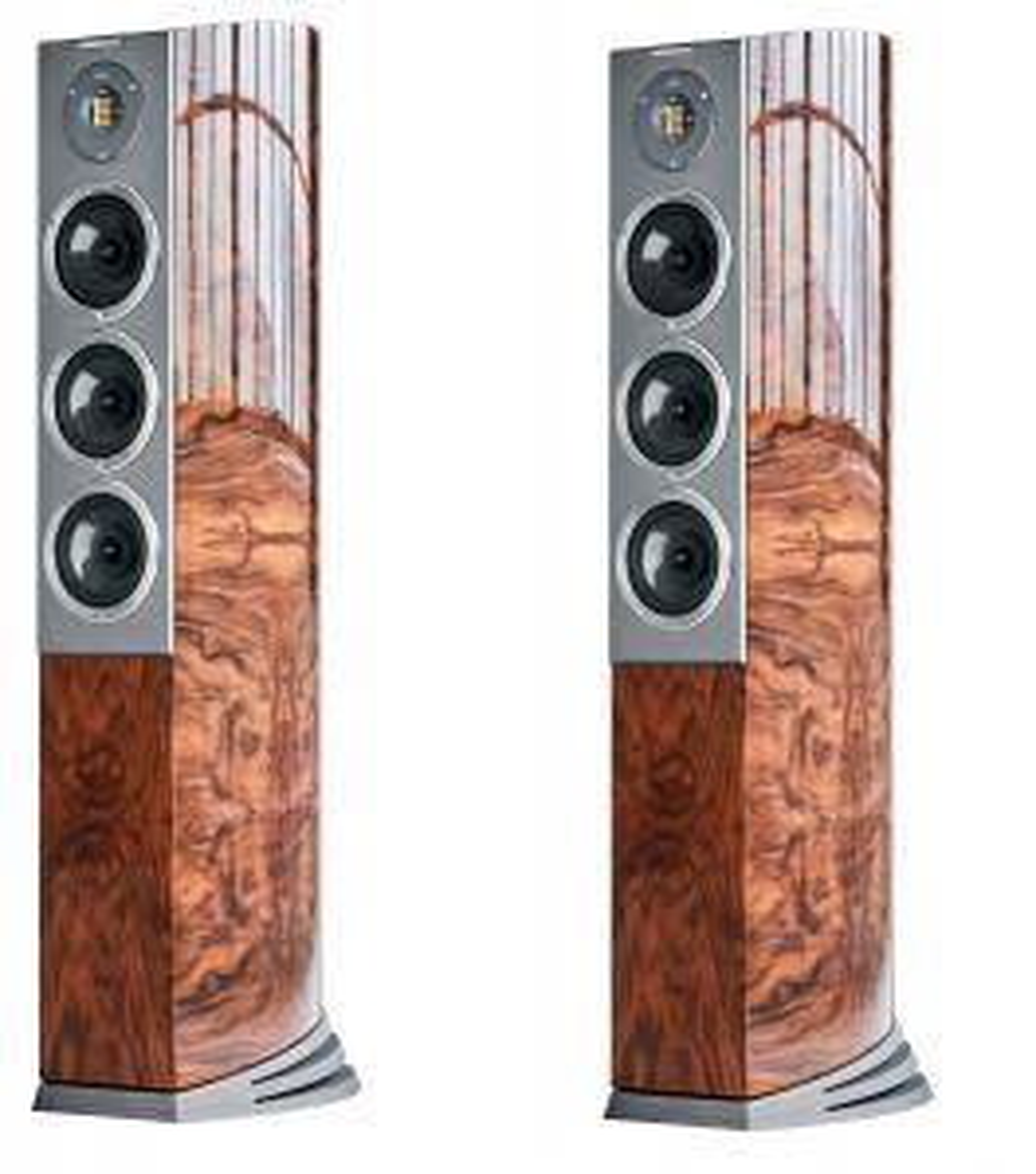 Напольная акустика Audiovector R8 Arrete Italian Walnut Burl Piano