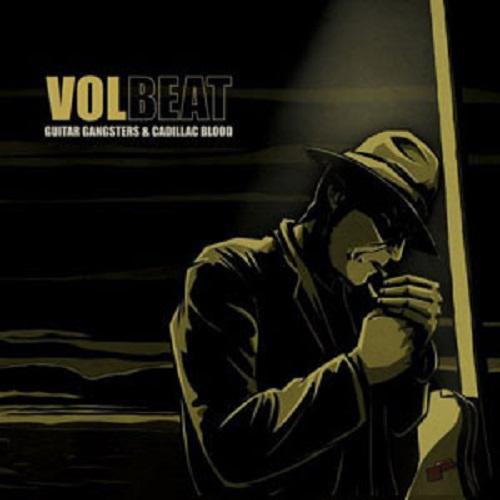 Виниловая пластинка VOLBEAT - GUITAR GANGSTERS & CADILLAC BL (LP)