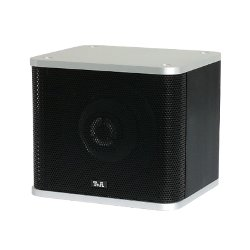Акустическая система T+A K-Mini black cabinet with silver aluminium covers