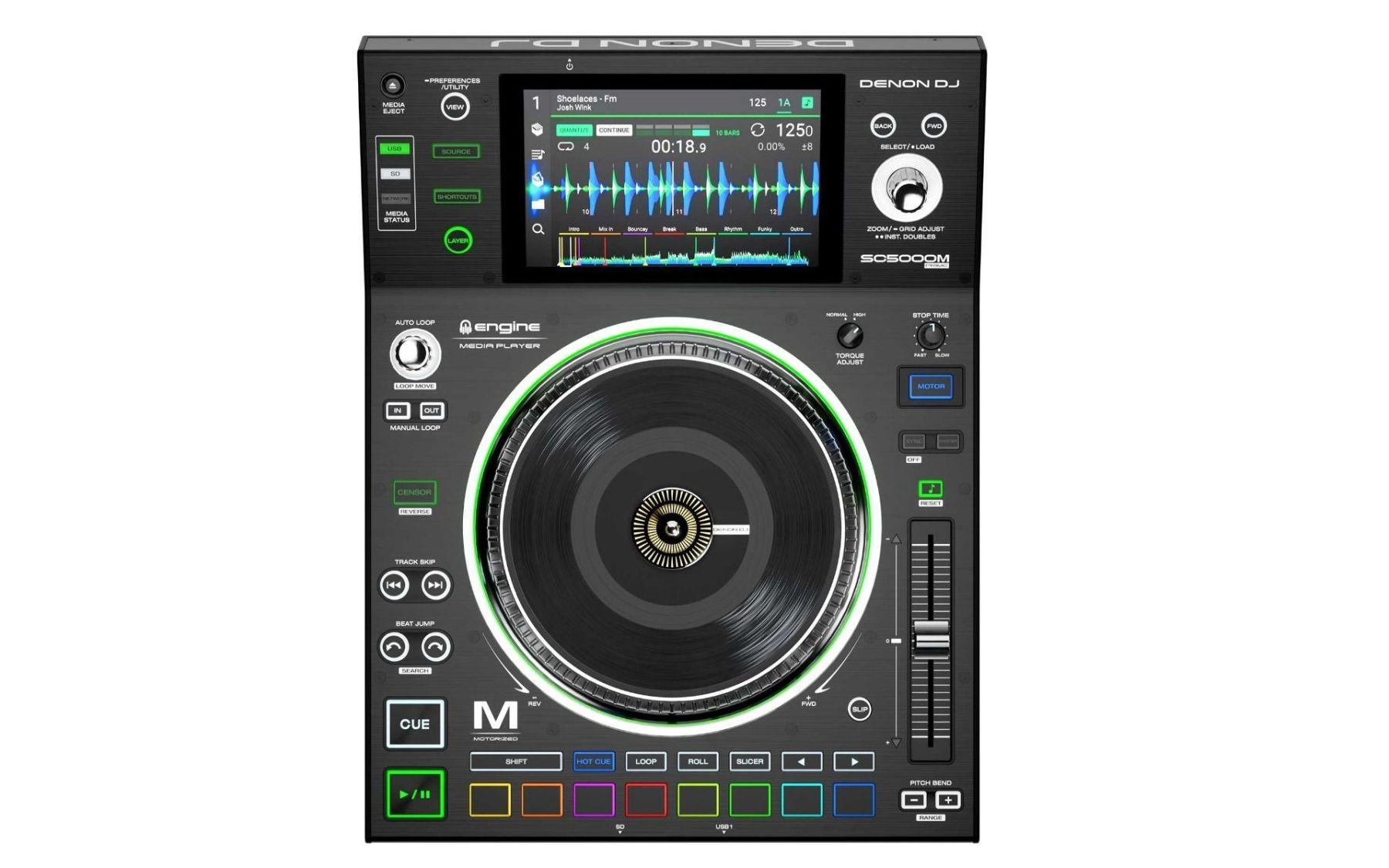 DJ-проигрыватель Denon SC5000M PRIME
