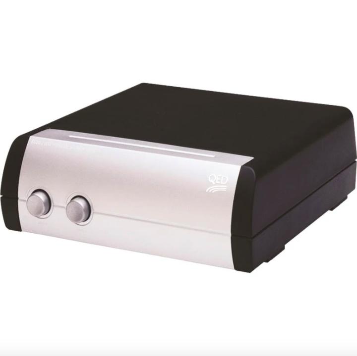 Двухканальный аудиокоммутатор QED 2 way Speaker Switch (A-SS20)