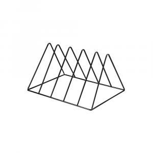 Подставка для пластинок RECORD PRO треугольник (металл)