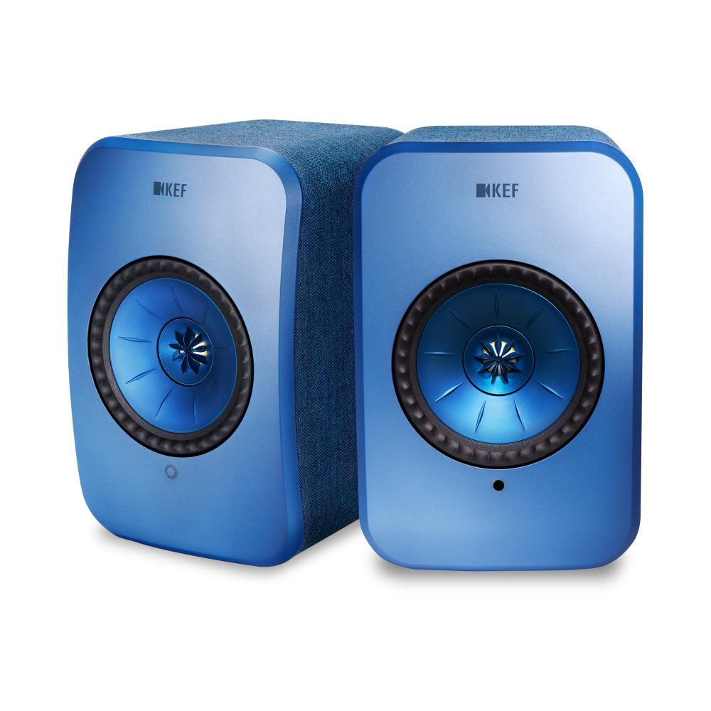 Акустическая система KEF LSX blue (SP3994CX)