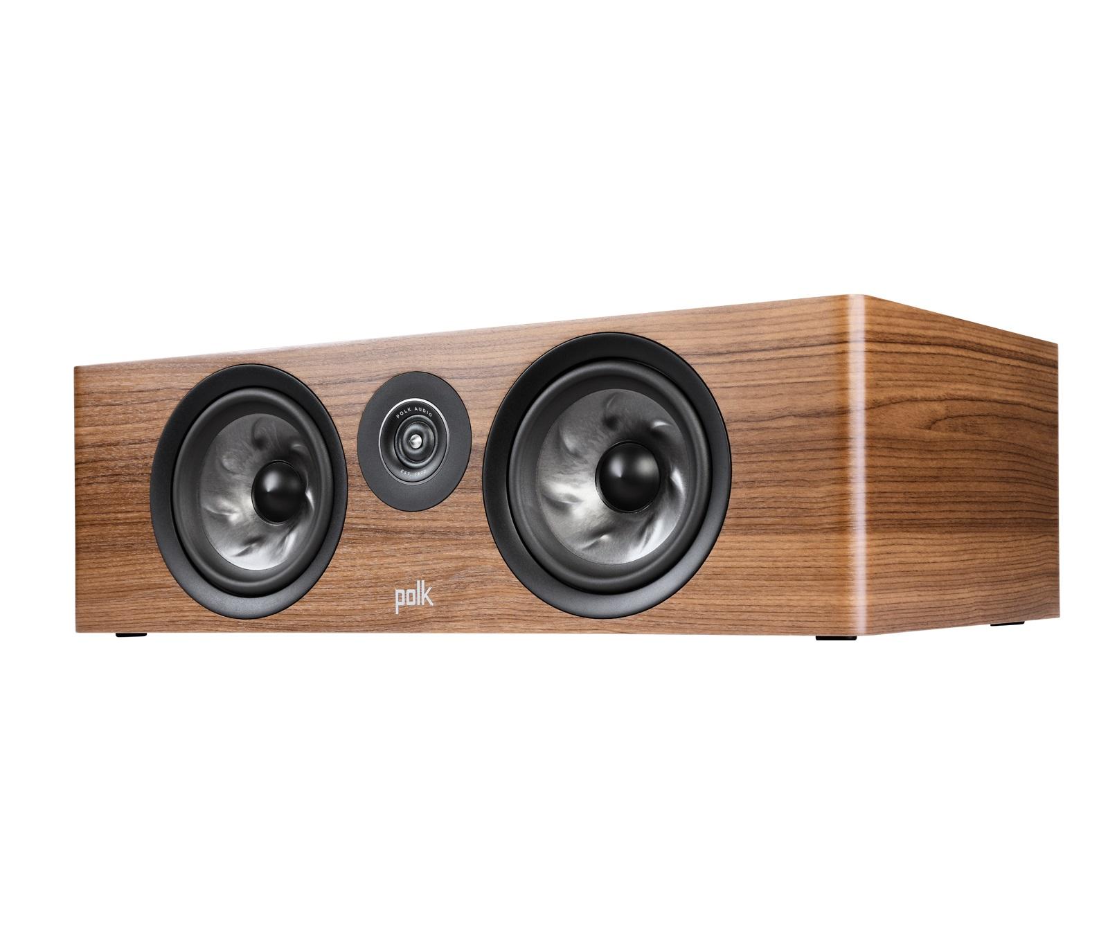 Акустика центрального канала Polk Audio Reserve R400 center walnut