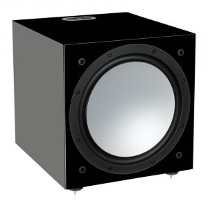 Сабвуфер Monitor Audio Silver W12 (6G) black high gloss