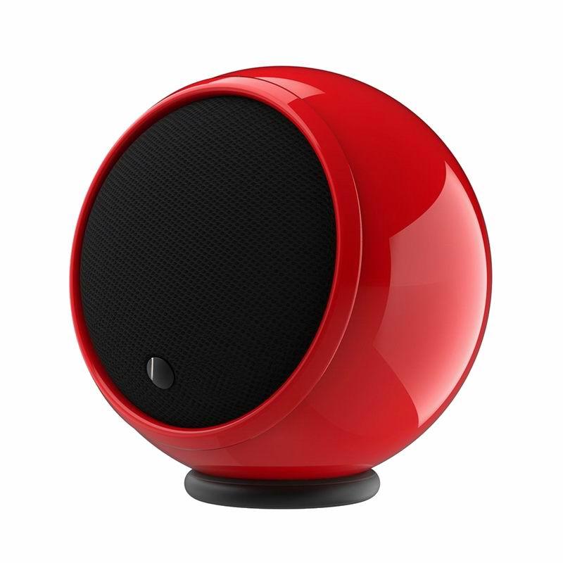 Полочная акустика Gallo Acoustics Micro Single Race Red (GM1RR)