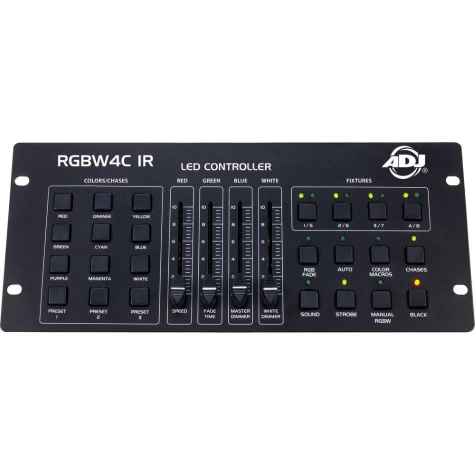 Устройство управления светом ADJ RGBW4C IR