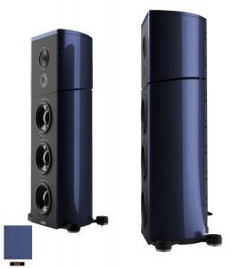 Колонка 1000 Ватт  S7 M-CAST blue