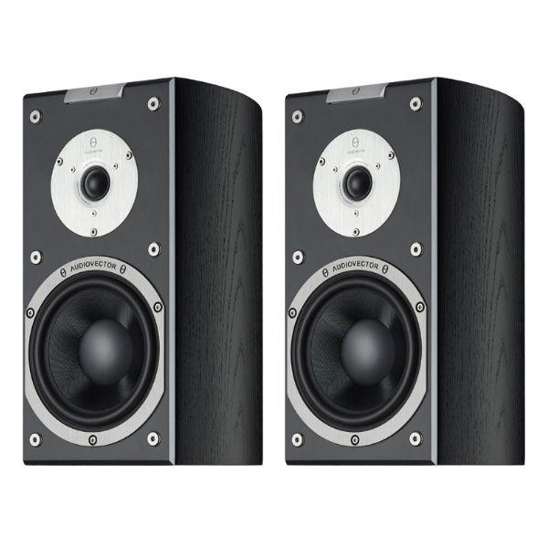 Полочная акустика Audiovector SR 1 Super Black Ash