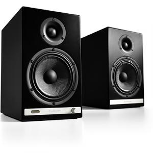 Полочная акустика Audioengine HD6 black
