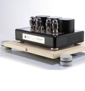 Ламповый усилитель Trafomatic Audio Evolution Elegance power (black/silver plates)