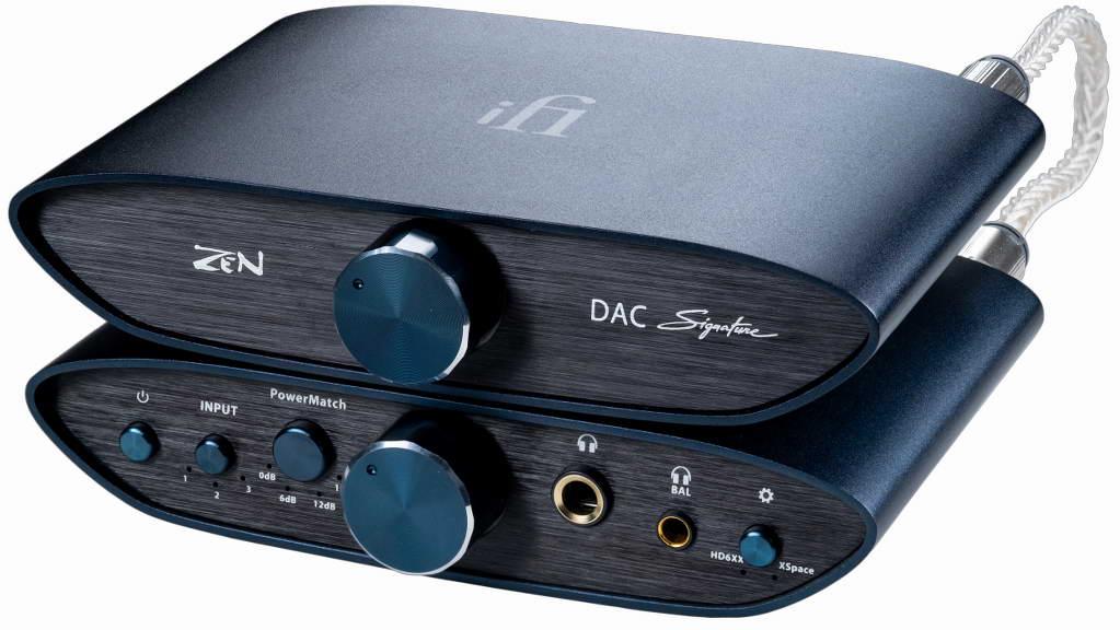 ЦАП/Усилитель для наушников iFi Audio Zen Signature Set