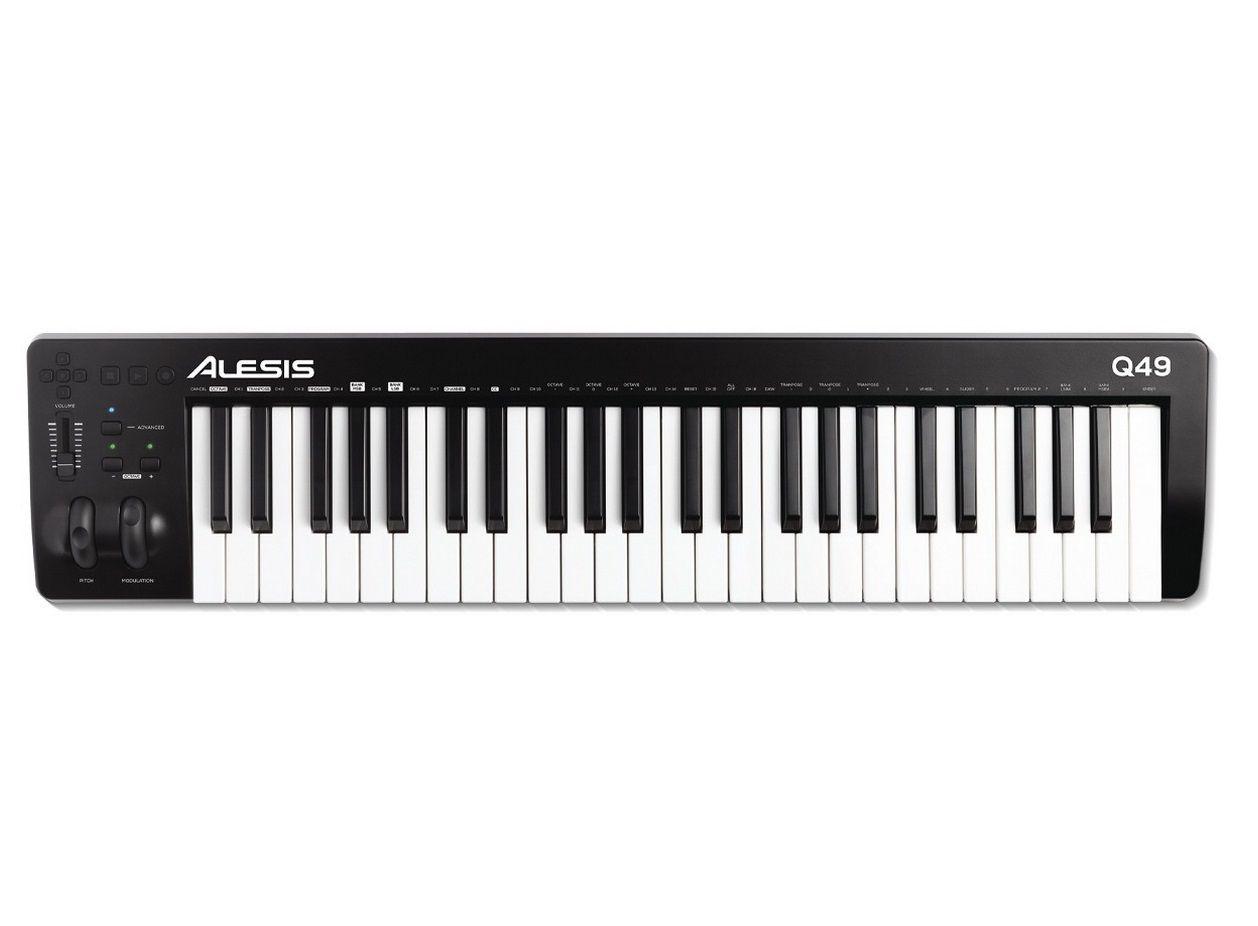 MIDI-контроллер Alesis Q49mk2
