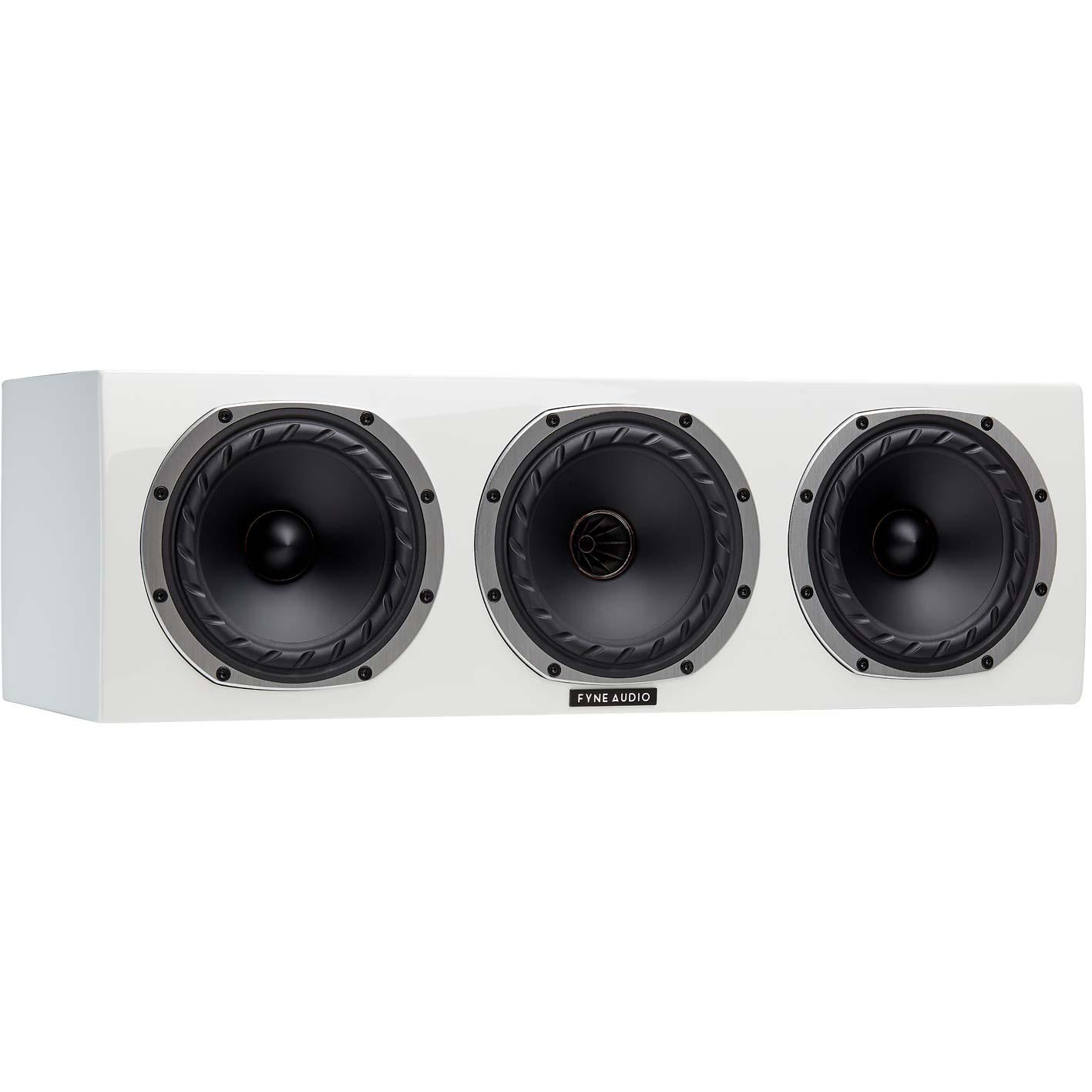 Акустика центрального канала Fyne Audio F500C Piano Gloss White