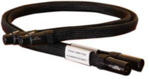 Межкомпонентный кабель Studio Connection Platinum Interconnect, Neutrik XLR, 1.5 м