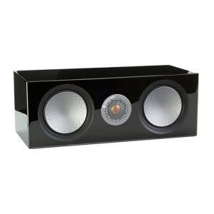 Акустика центрального канала Monitor Audio Silver C150 (6G) black high gloss