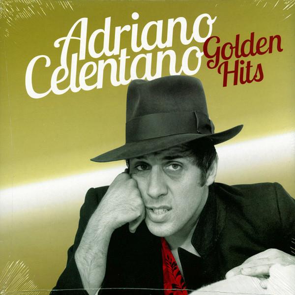 Виниловая пластинка Adriano Celentano – Golden Hits