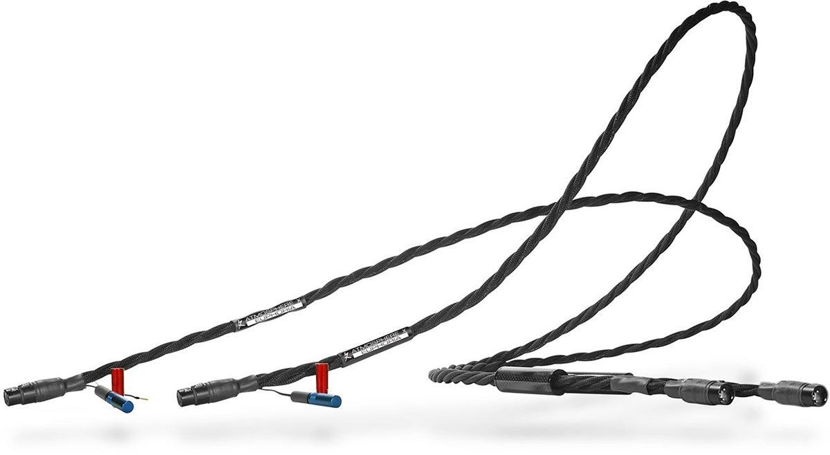 Межблочный аудио кабель Synergistic Research Atmosphere X Level 3 Euphoria IC XLR 3м